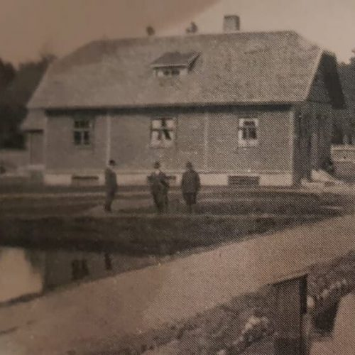 kalanviljelylaitoksen talo